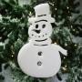 Snowman shape