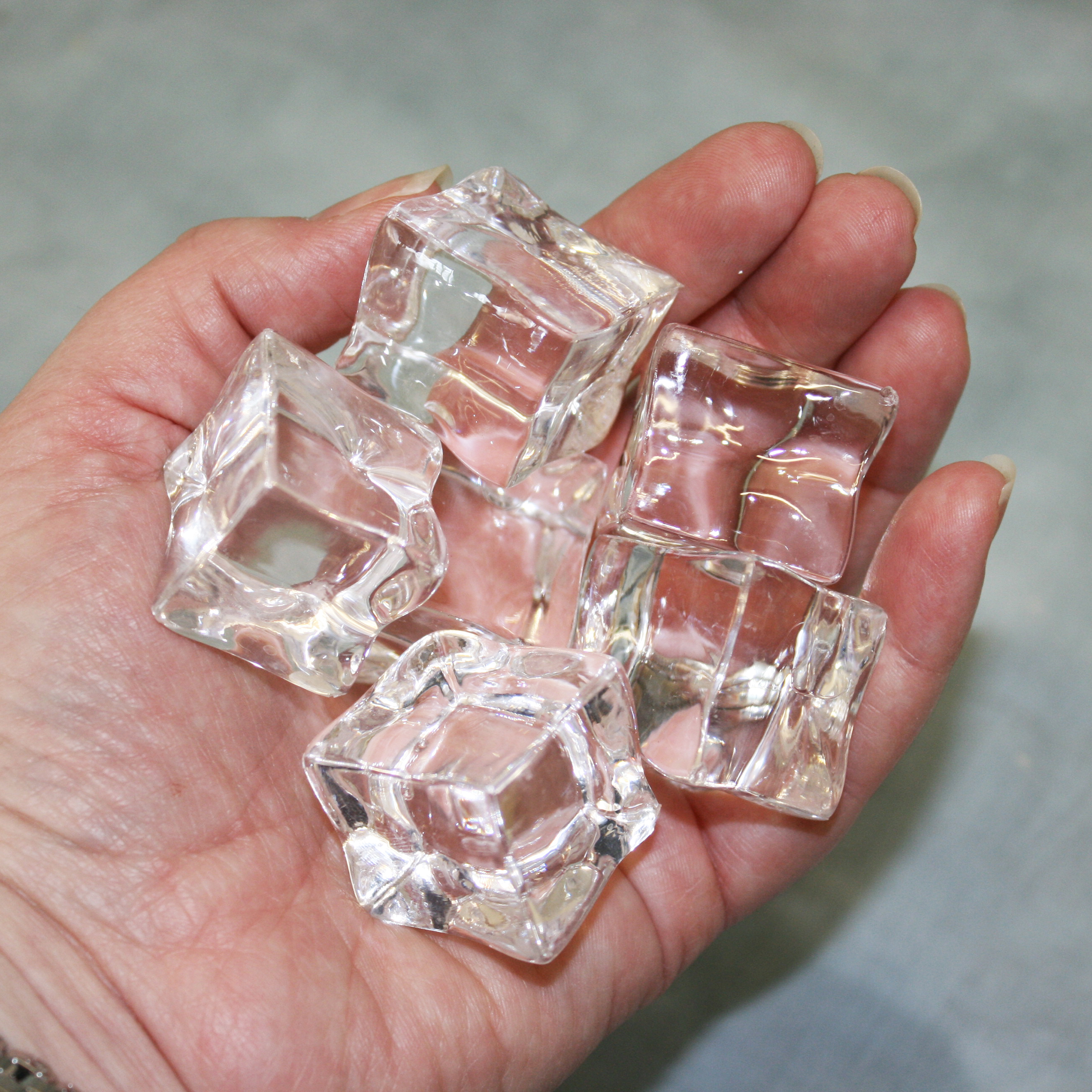 Artificial ice cubes pack of mtfx online shop