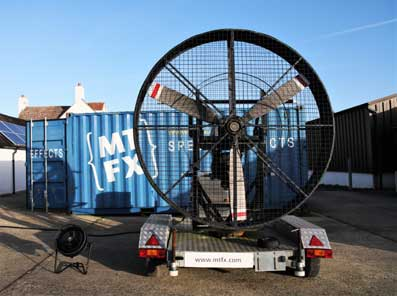 MTFX 84 wind machine
