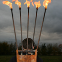 Photo of Flame – Five Way Backpack Unit