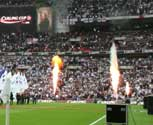 Firedance at the Carling Cup Fin