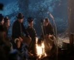 MTFX created this real-flame campfire effect for the BBC's adaptation of 'Lark Rise To Candleford'