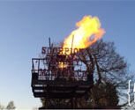 Big Flame - Scorpion Express, Chessington