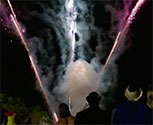 Fireworks created for the tv series Stella