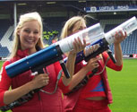 T-shirt cannon girls