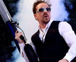 CO2 Jets & T Shirt Gun David Brent Life on the Road Premiere