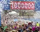 Master Blaster Confetti & Pyro - Great North Run