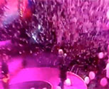 Balloons and confetti for Breast Cancer Awareness event at Royal Albert Hall