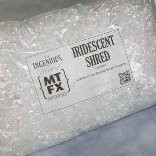 Iridescent Shred