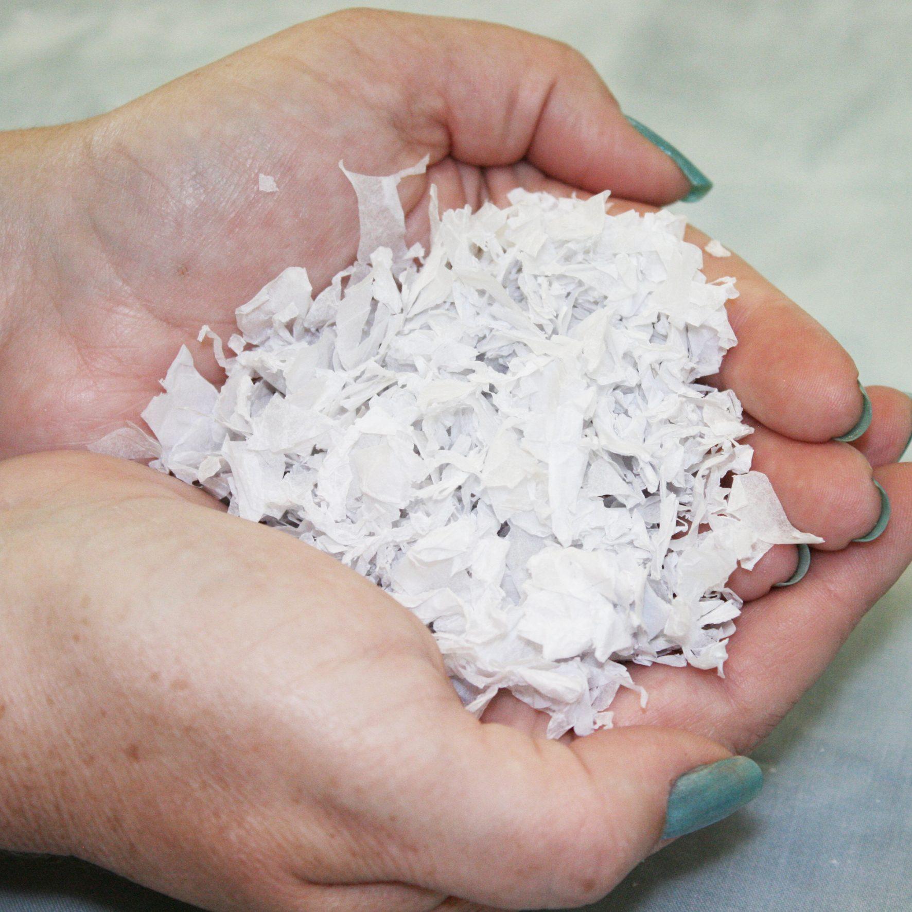 Show Snow Paper Fake Snow