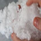 Fluff snow