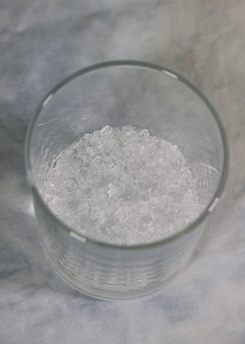 Grated Ice