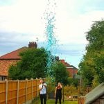 Gender Reveal Streamers Confetti Cannons