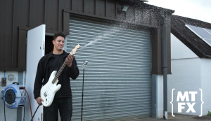 Gunge Microphone